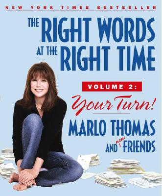The Right Words at the Right Time, Volume 2 Cover