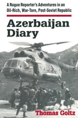 Azerbaijan Diary Cover