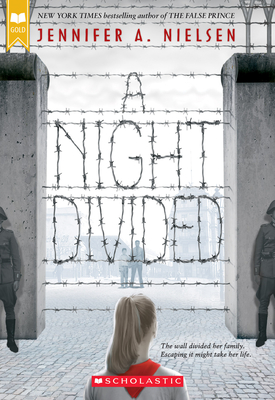 A Night Divided (Scholastic Gold) Cover Image