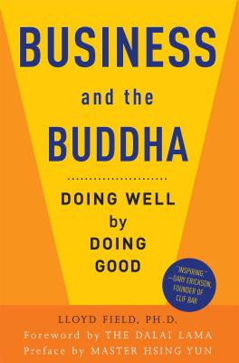 Cover for Business and the Buddha