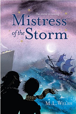 Mistress of the Storm Cover