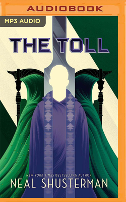 The Toll (Arc of a Scythe #3) cover