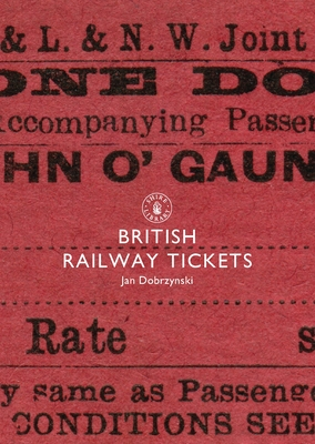 British Railway Tickets Cover Image