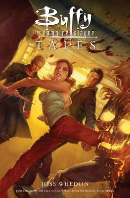Buffy the Vampire Slayer Cover