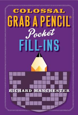 Colossal Grab a Pencil Pocket Fill-Ins Cover Image