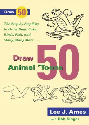 Draw 50 Animal 'Toons Cover