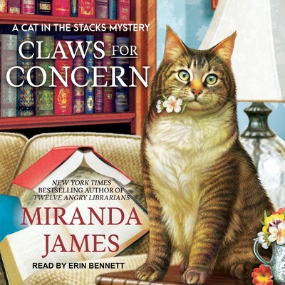 Cover for Claws for Concern (Cat in the Stacks Mysteries #9)
