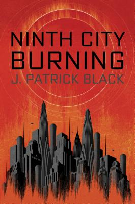 Ninth City Burning Cover Image