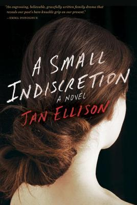 Cover for A Small Indiscretion