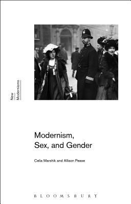 Modernism, Sex, and Gender (New Modernisms) Cover Image