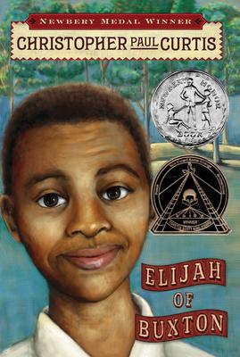 Elijah of Buxton Cover