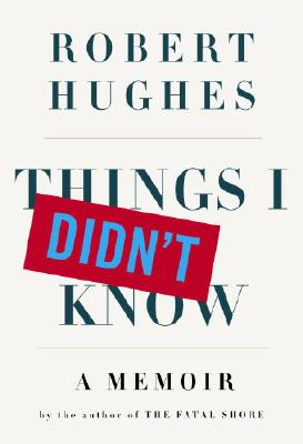 Things I Didn't Know Cover