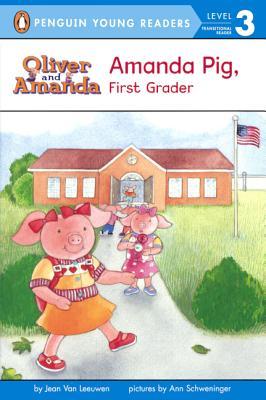 Amanda Pig, First Grader Cover Image