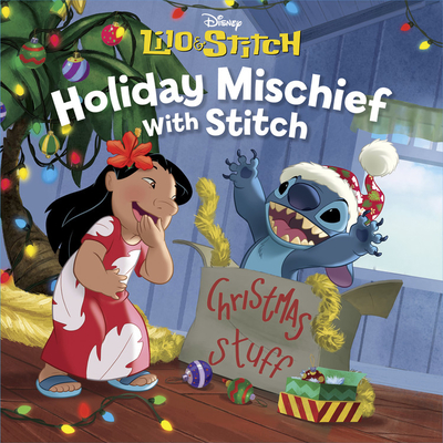 Holiday Mischief with Stitch Cover Image