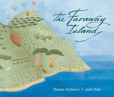 The Faraway Island Cover