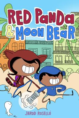 Red Panda & Moon Bear Cover Image