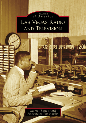 Las Vegas Radio and Television (Images of America) Cover Image