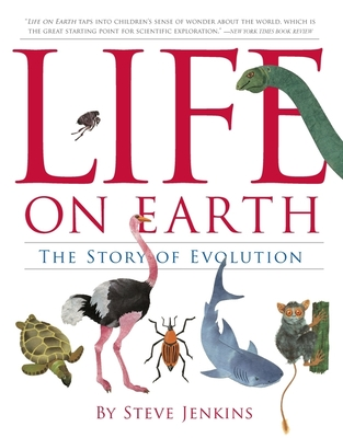 Life on Earth: The Story of Evolution Cover Image