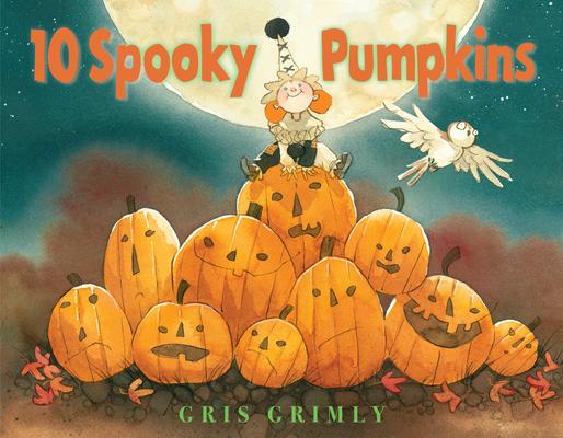 Ten Spooky Pumpkins Cover Image