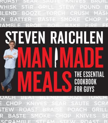 Man Made Meals Cover