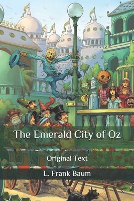 The Emerald City of Oz: Original Text Cover Image
