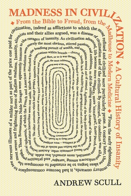 Madness in Civilization: A Cultural History of Insanity, from the Bible to Freud, from the Madhouse to Modern Medicine Cover Image