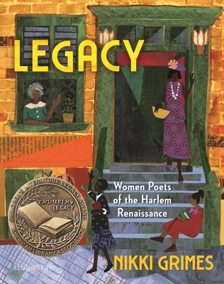 Legacy: Women Poets of the Harlem Renaissance Cover Image