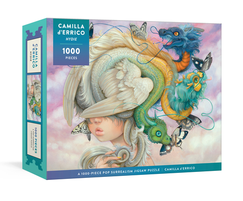 Hydie: A 1,000-Piece Pop Surrealism Jigsaw Puzzle: Jigsaw Puzzles for Adults, Jigsaw Puzzles for Kids Cover Image