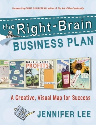 The Right-Brain Business Plan Cover