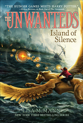 Island of Silence (Unwanteds (Numbered) #2) Cover Image