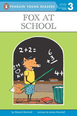 Fox at School (Penguin Young Readers, Level 3) Cover Image