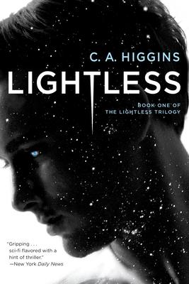 Lightless (The Lightless Trilogy #1) Cover Image