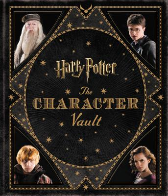 Harry Potter: The Character Vault Cover Image