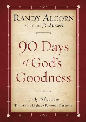90 Days of God's Goodness Cover