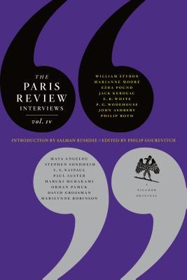 The Paris Review Interviews, IV Cover Image