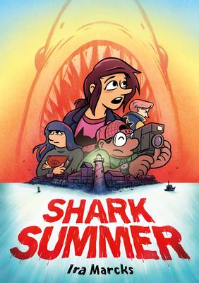 Shark Summer Cover Image