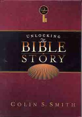 Unlocking the Bible Story Cover Image