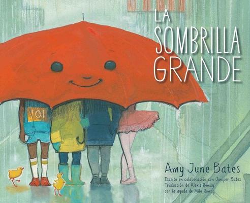 La sombrilla grande (The Big Umbrella) Cover Image