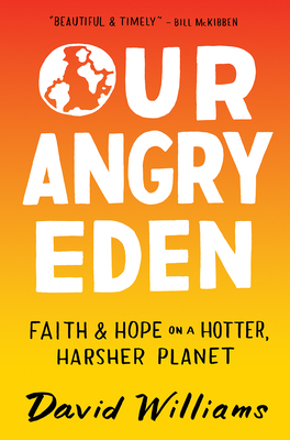 Cover for Our Angry Eden