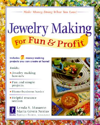 Jewelry Making for Fun & Profit Cover