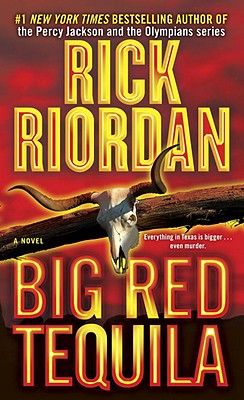 Big Red Tequila (Tres Navarre #1) Cover Image