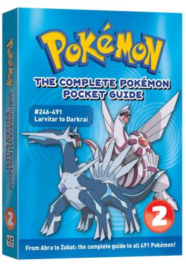 The Complete Pokémon Pocket Guide, Vol. 2: 2nd Edition (Pokemon #2) Cover Image