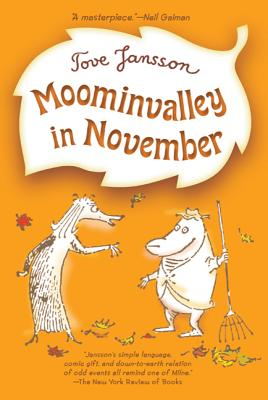 Moominvalley in November (Moomins #9) Cover Image