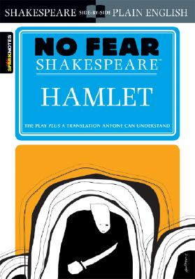 Hamlet (No Fear Shakespeare), 3 (Sparknotes No Fear Shakespeare #3) Cover Image