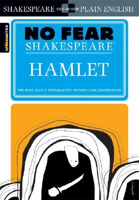 Hamlet (No Fear Shakespeare) book cover