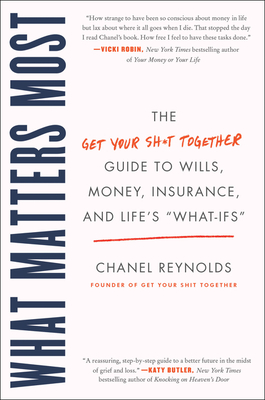 What Matters Most: The Get Your Shit Together Guide to Wills, Money, Insurance, and Life's