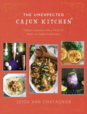 The Unexpected Cajun Kitchen Cover