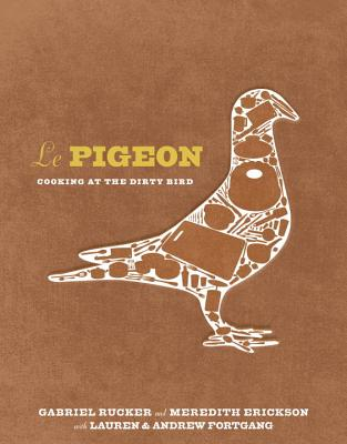 Le Pigeon Cover