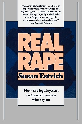 Cover for Real Rape