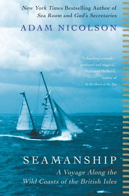 Seamanship: A Voyage Along the Wild Coasts of the British Isles Cover Image